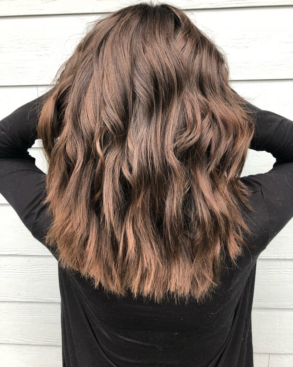 27 Flattering Haircuts With Choppy Layers Choppy Layered Hairstyles Long Choppy Hair Long Hair Styles