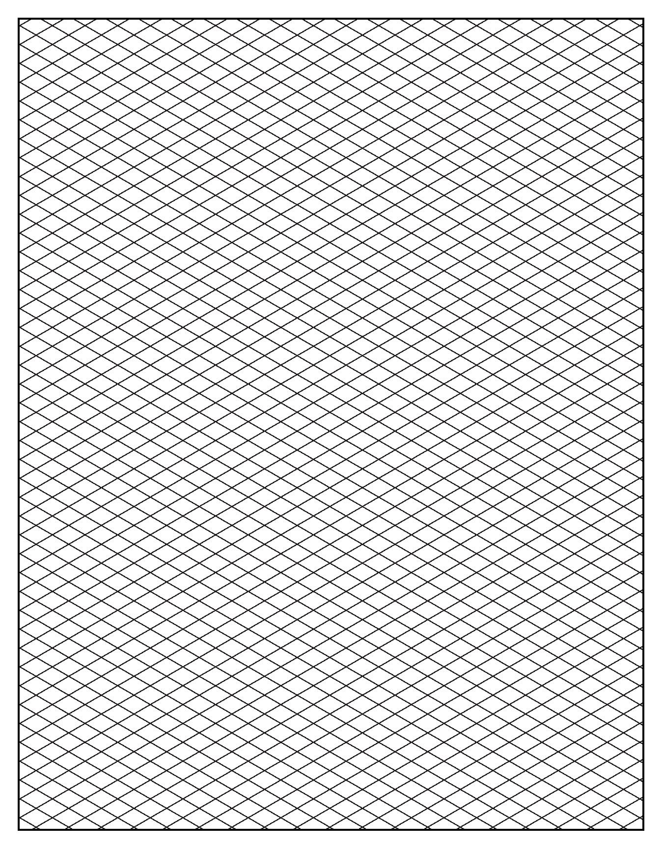 Isometric Paper 01