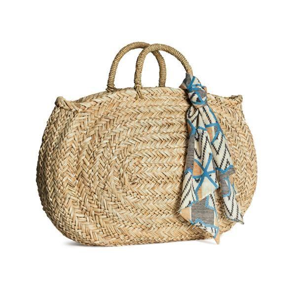 shopping les 10 sacs de plage tendance pour l 39 t h m elle qu bec accessoires pinterest. Black Bedroom Furniture Sets. Home Design Ideas