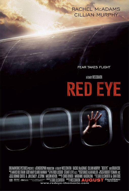 Red Eye (2005)   Wes Craven in 2019   Eye movie, Movie