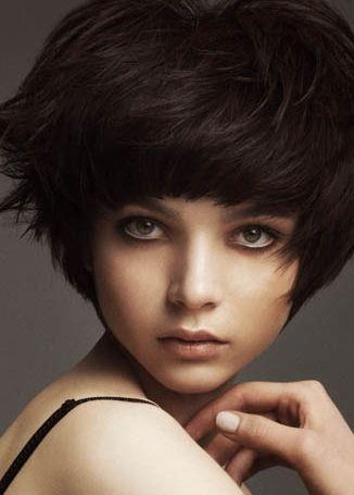 moreno  cute hairstyles for short hair short hairstyles