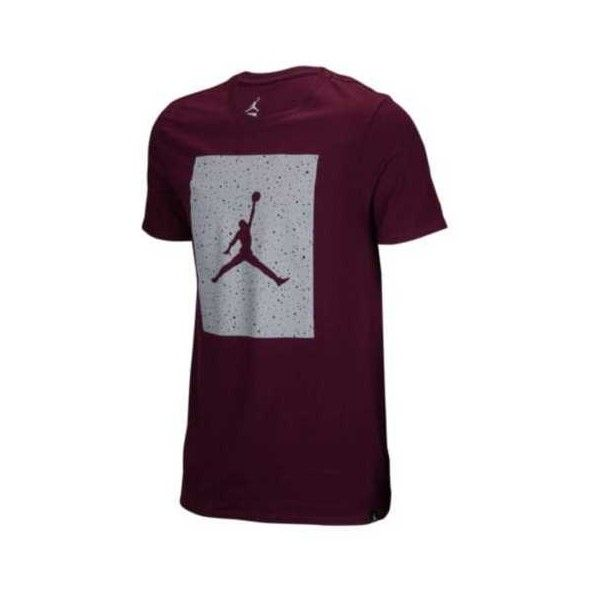 916828b7a80556 Jordan JSW Jumpman Speckle T-Shirt - Men s - Clothing ( 35) ❤ liked on  Polyvore featuring men s fashion