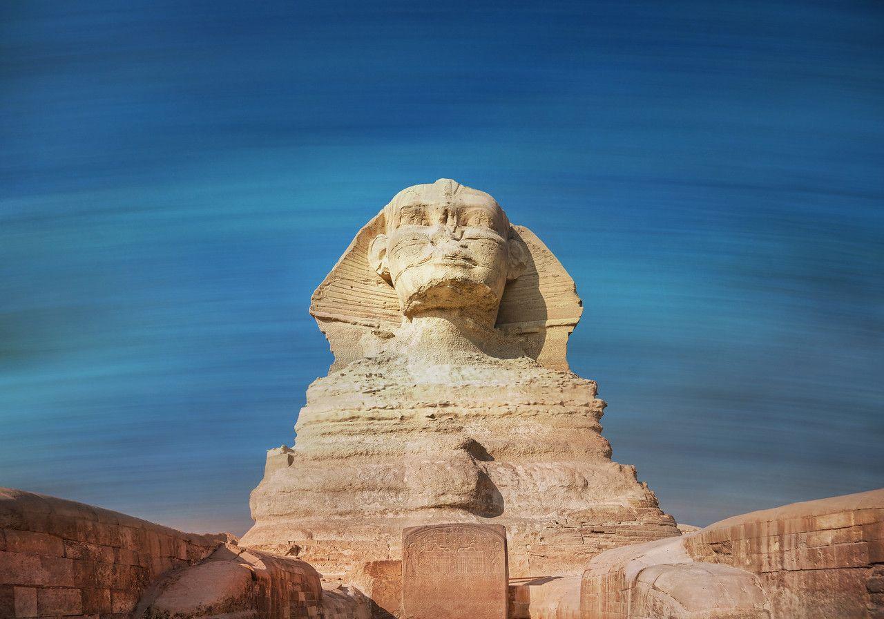 египетские сфинксы фото это традиционный русский