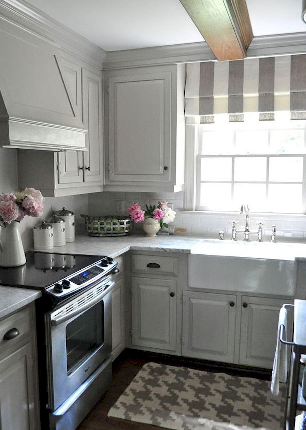Küchenschrank ideen kleine küchen inspired small kitchen remodel   кухни  pinterest  haus küchen