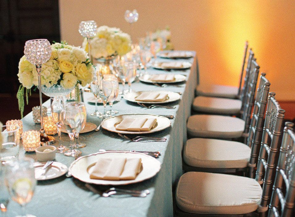 15 Stunning Wedding Reception Tablescapes Wedding Ideas