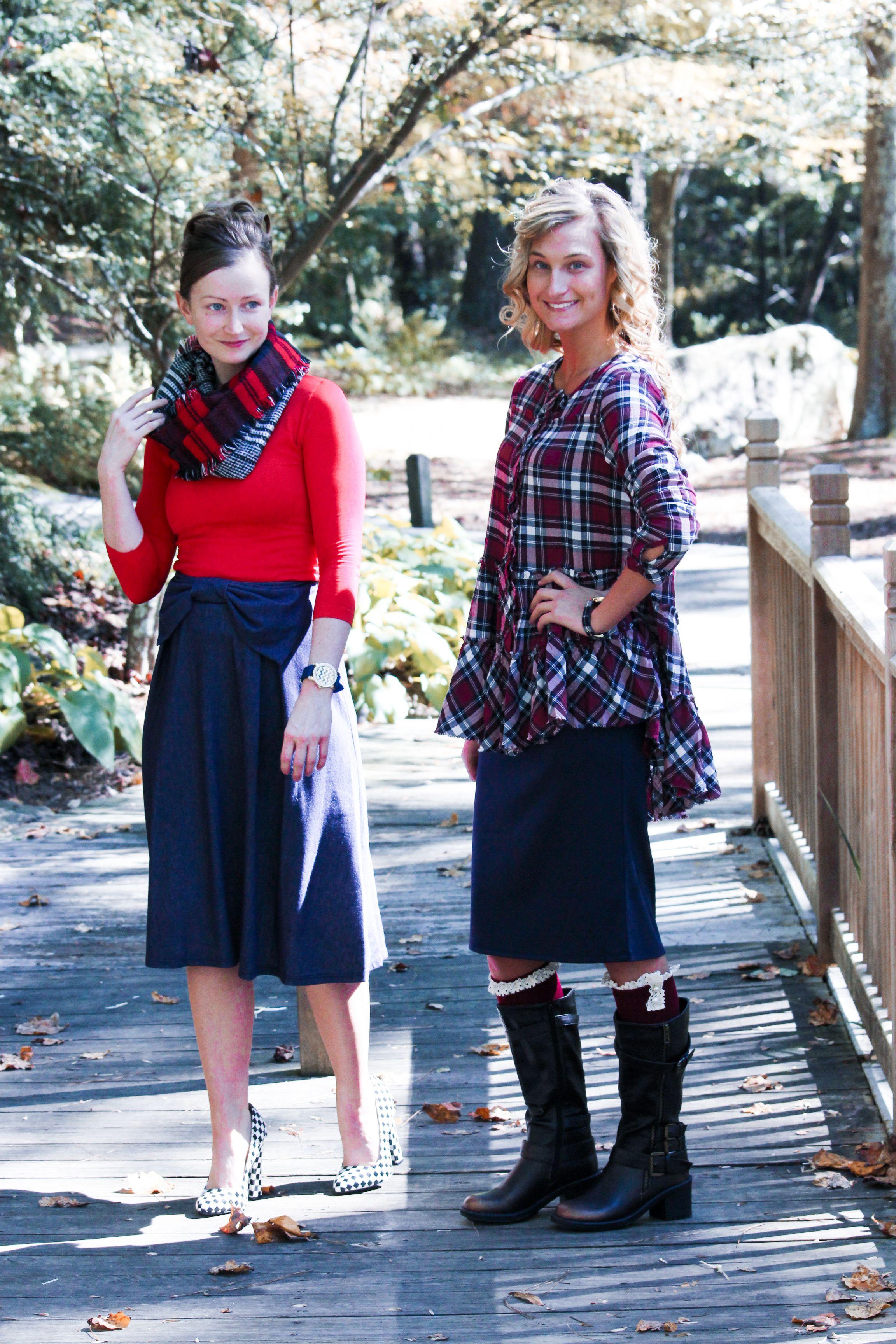5443446be4 Modest denim and knit wear by Apostolic clothing | Apostolic ...