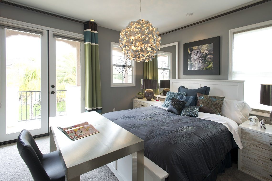 Robeson Design Bedroom Robeson Design California Home Tour  Vibranttransitionalfamily