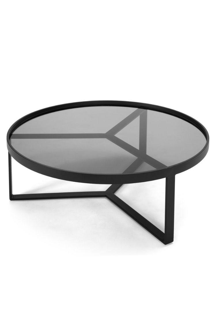 Aula Couchtisch in Schwarz und Grau. Geniales Design für dein zu ...