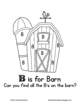 Image result for letter B farm