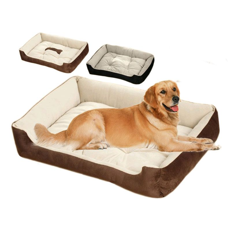 Cheap Large Dog Bed Buy Quality Dog Bed Directly From China Bed For Large Dogs Suppliers Large Dog Bed Warm Winter Dog Cats Bed Dog Pet Beds Dog Bed Big Dogs