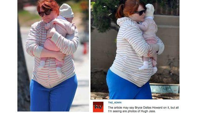 Bryce Dallas Howard Getting Fat