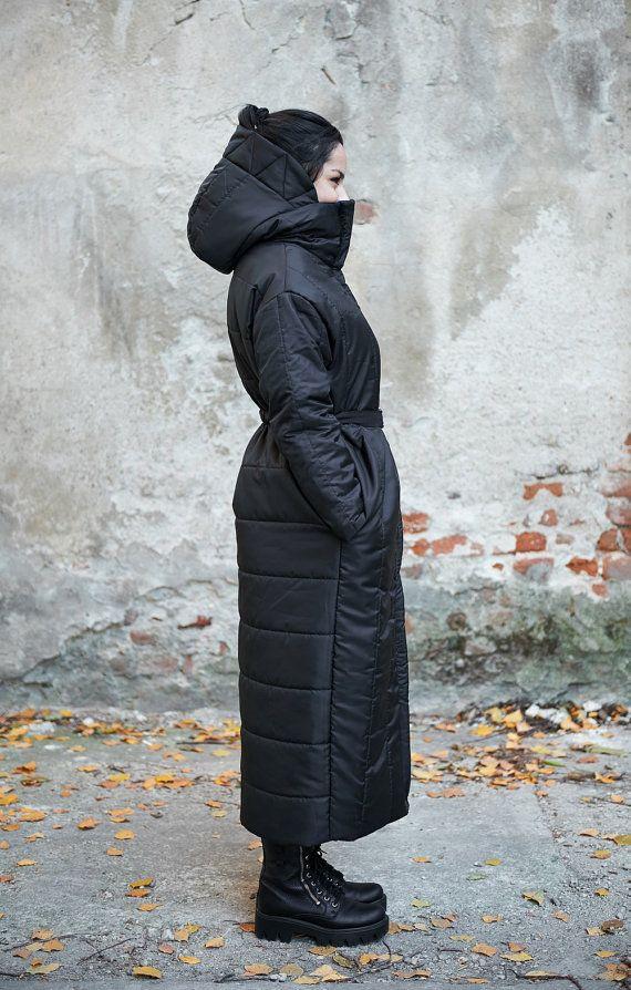 offizieller Laden groß auswahl bester Lieferant Kapuze, Mantel, Maxi Jacke Mantel, Mode Mantel, lange Maxi ...