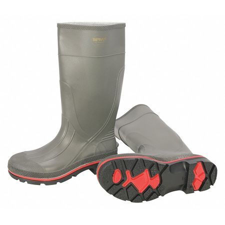 Honeywell Servus 75109/11 Knee Boots,pvc,11D