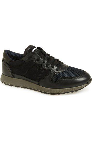df68632fa3 ECCO 'Sneak' Sneaker (Men) | Nordstrom | Shoes | Preppy mens fashion ...