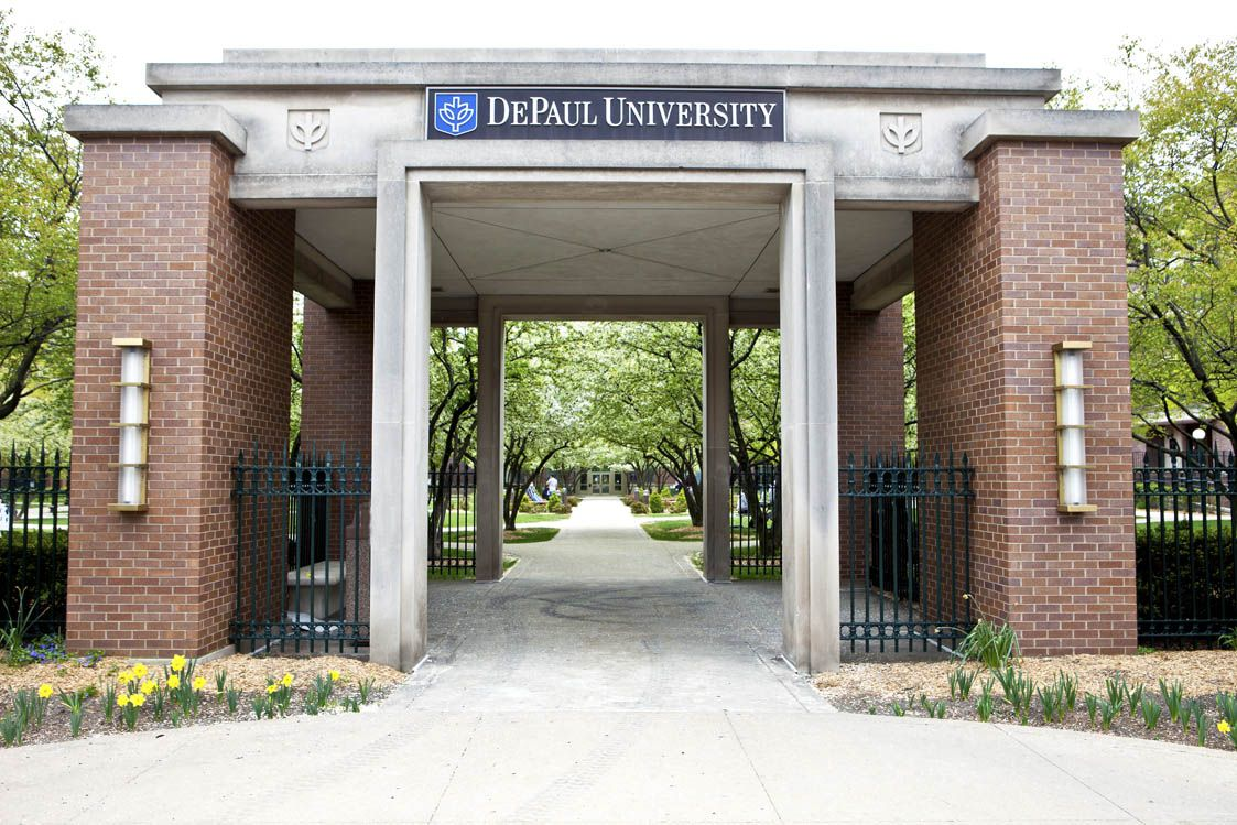 DePaul University Address: 2320 N Kenmore Ave, Chicago, IL
