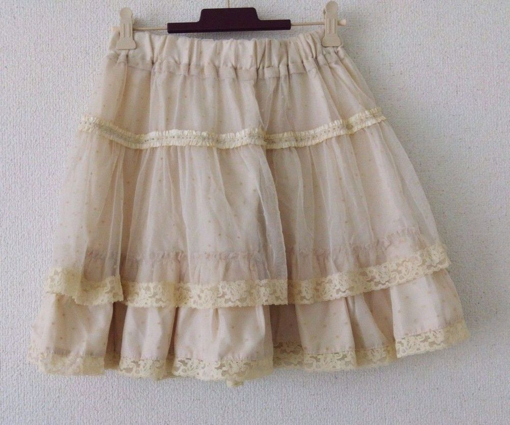 198b9d0e0b Uniqlo woman lace skirt off white SIZE XS RRP 24.90 BRAND NEW CR181 EE 02  #fashion #clothes #shoes #accessories #womensclothing #skirts (ebay…
