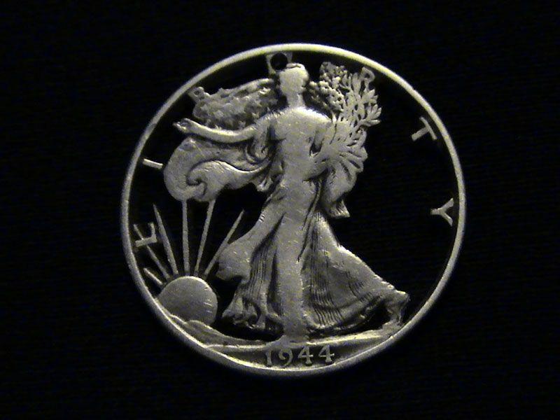 "Alabama Elephant /""Hobo Nickel/"" on Morgan Dollar Coin **"