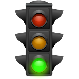 go green green light light traffic icon icons tech rh pinterest com spotlight clip art free spotlight clipart