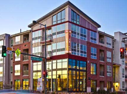 Alameda Apartments Luxury apartments, Denver, Building