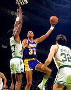 Boston Celtics Vs Los Angeles Lakers Photographs Lakers Vs Celtics Kareem Abdul Jabbar Kareem Abdul