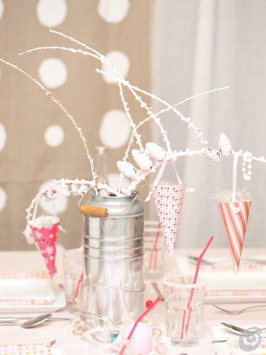 Matildetiramisu concorso un centrotavola davvero originale e facile da realizzare materiali - Rami secchi decorativi ...