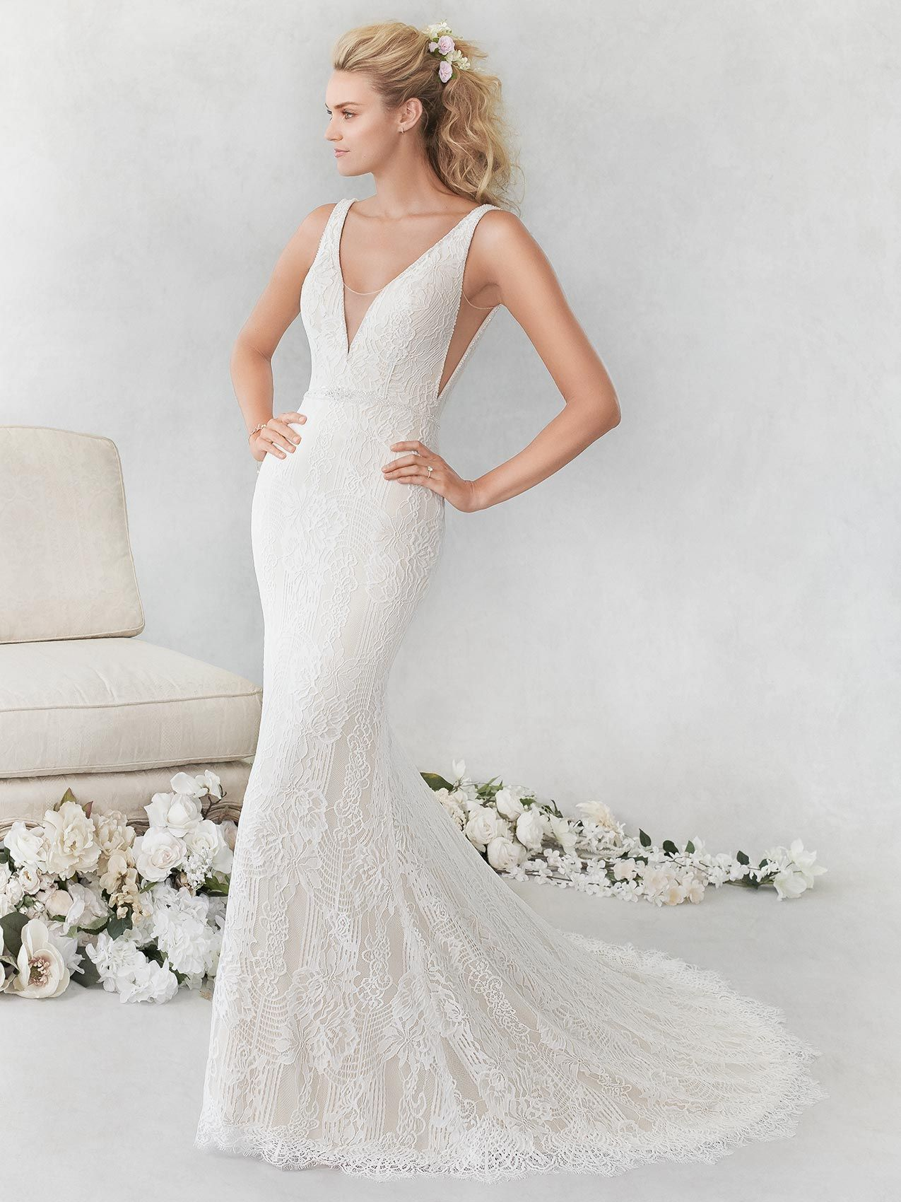 Pin On Lace Wedding Dresses [ 1700 x 1275 Pixel ]