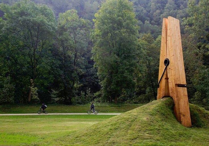 Chaudfontaine Park, Liege, Belgium