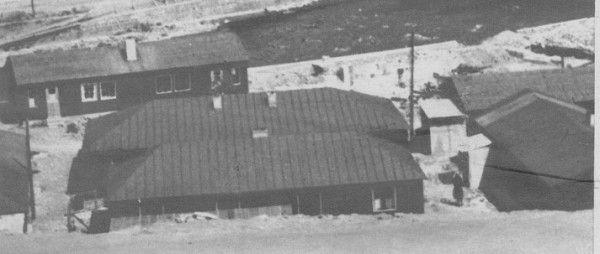 Les baraquements rochois
