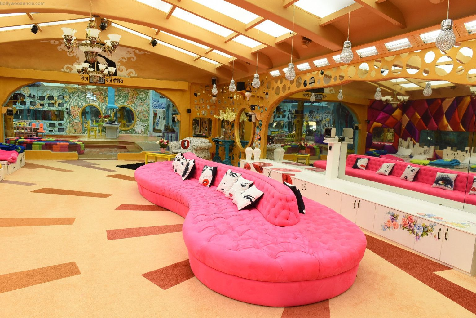 Big Boss 11 House Pictures For Bigg Boss Fans House Pictures