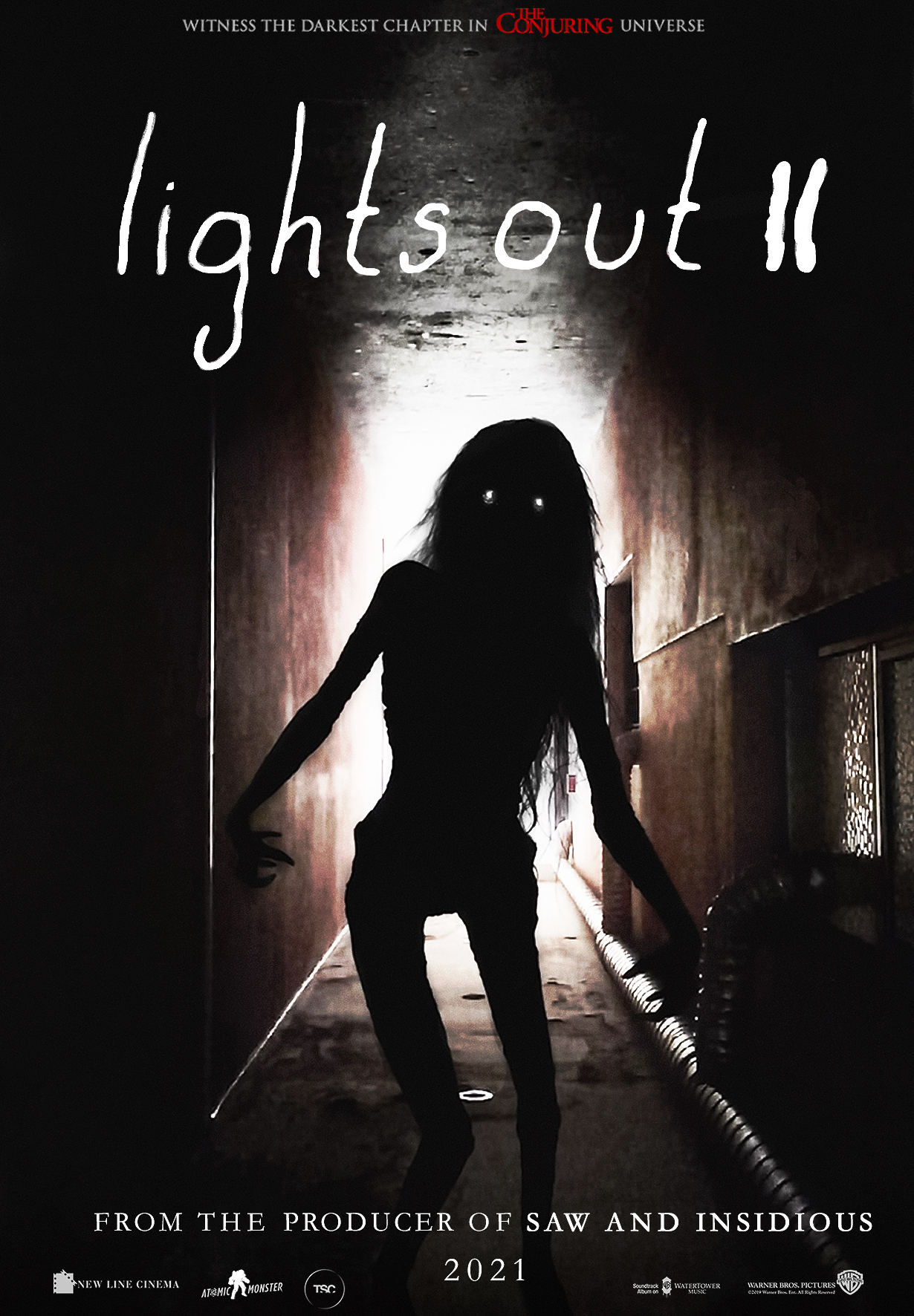 Lights Out 2 2021 Horror Movies List Insidious Movie Horror Movie Posters