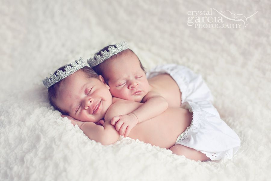 Newborn Twin Girls | newborn photos | Pinterest | Twin ...