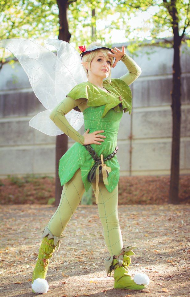 tinkerbell cosplay hot cosplay girls pinterest. Black Bedroom Furniture Sets. Home Design Ideas