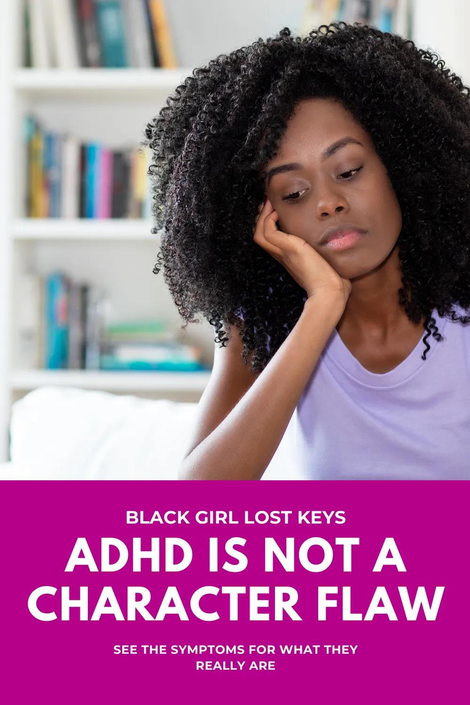 Pin on ADHD in Women and Girls