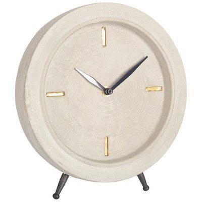 Mercana Chaine Desk Clock