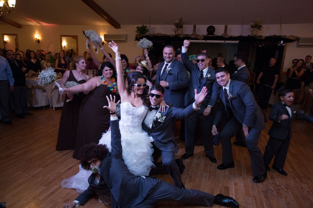 My Bridal Party Entrance Dance We Killed It