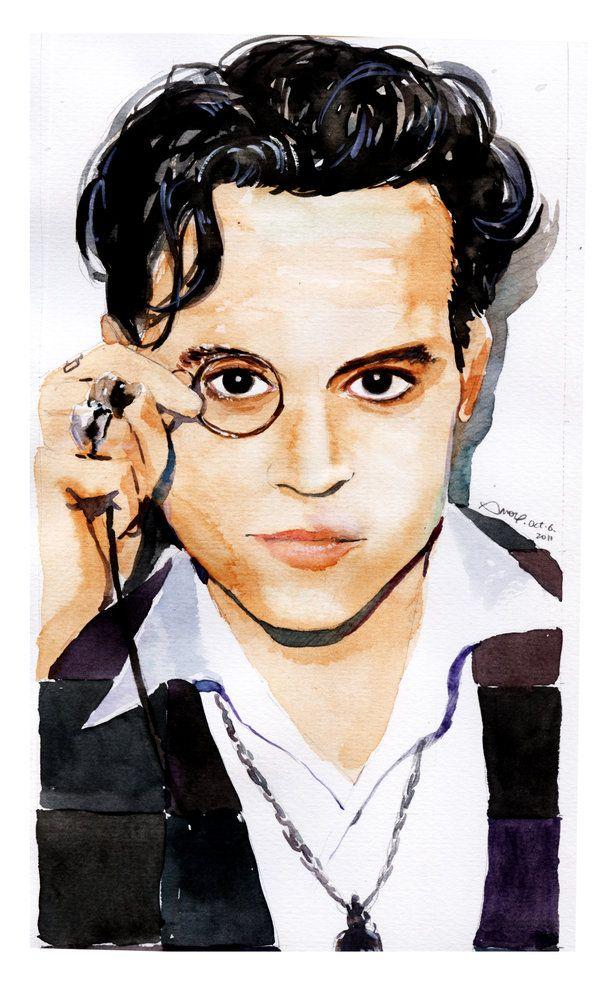 Johnny Vanity Fair-2 by amoykid.deviantart.com on @deviantART