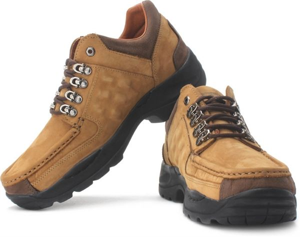 Mens casual shoes, Woodland shoes