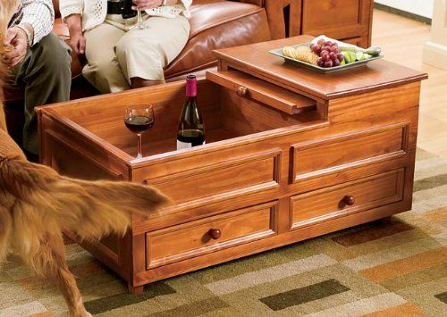 Anti Tail Wagging Furniture Coffee Table Lift Top I Want The End
