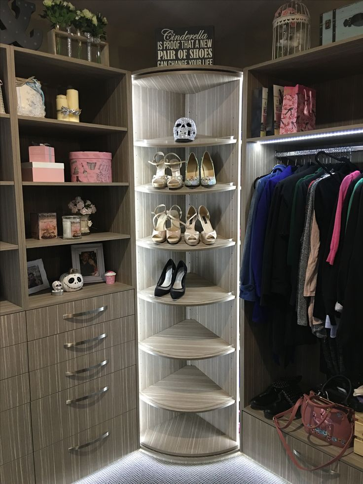 Image Result For Closet Organizers For Rotating Corner