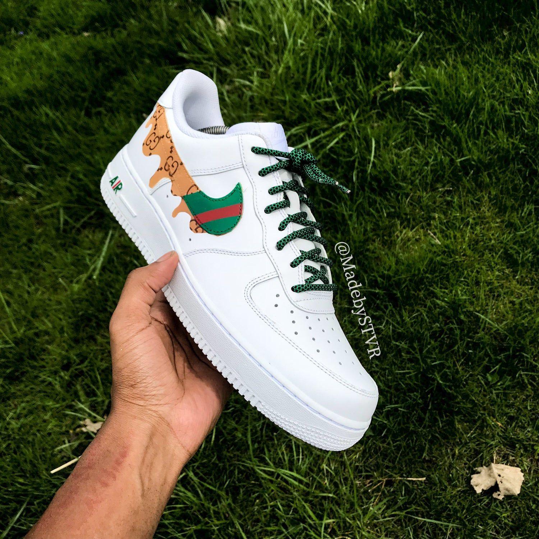 """Image of AF1 LOW """"GG DRIP"""" in 2019 Sneakers nike, Nike"""