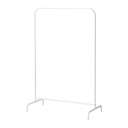 ikea tøjstativ MULIG Clothes rack, white | Clothes racks, Ikea and Balconies ikea tøjstativ