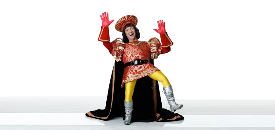 Lord Farquaad Fra Shrek The Musical Shrek Musical Lord