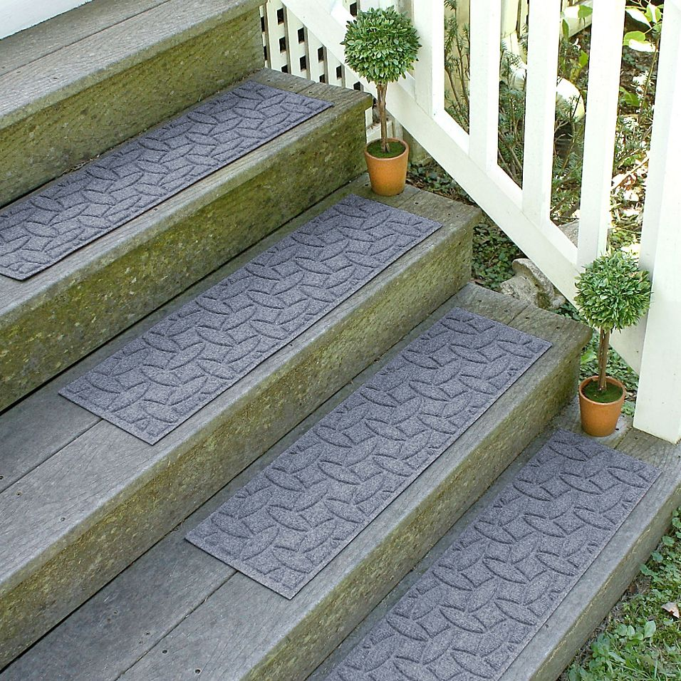 Best Weather Guard™ Ellipse 8 5 Inch X 30 Inch Stair Treads In 640 x 480