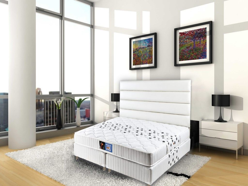 Springfit mattress ortholife eurotop luxury mattresses