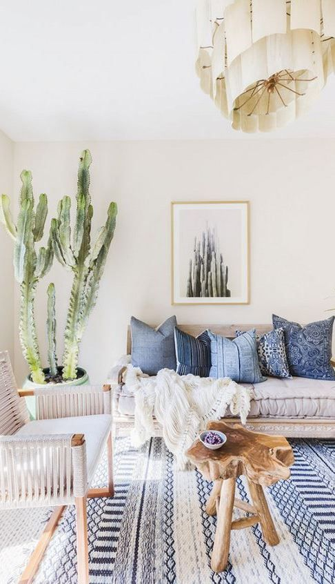 55 Dreamy Bohemian Spaces That Will Make You Swoon Living Room