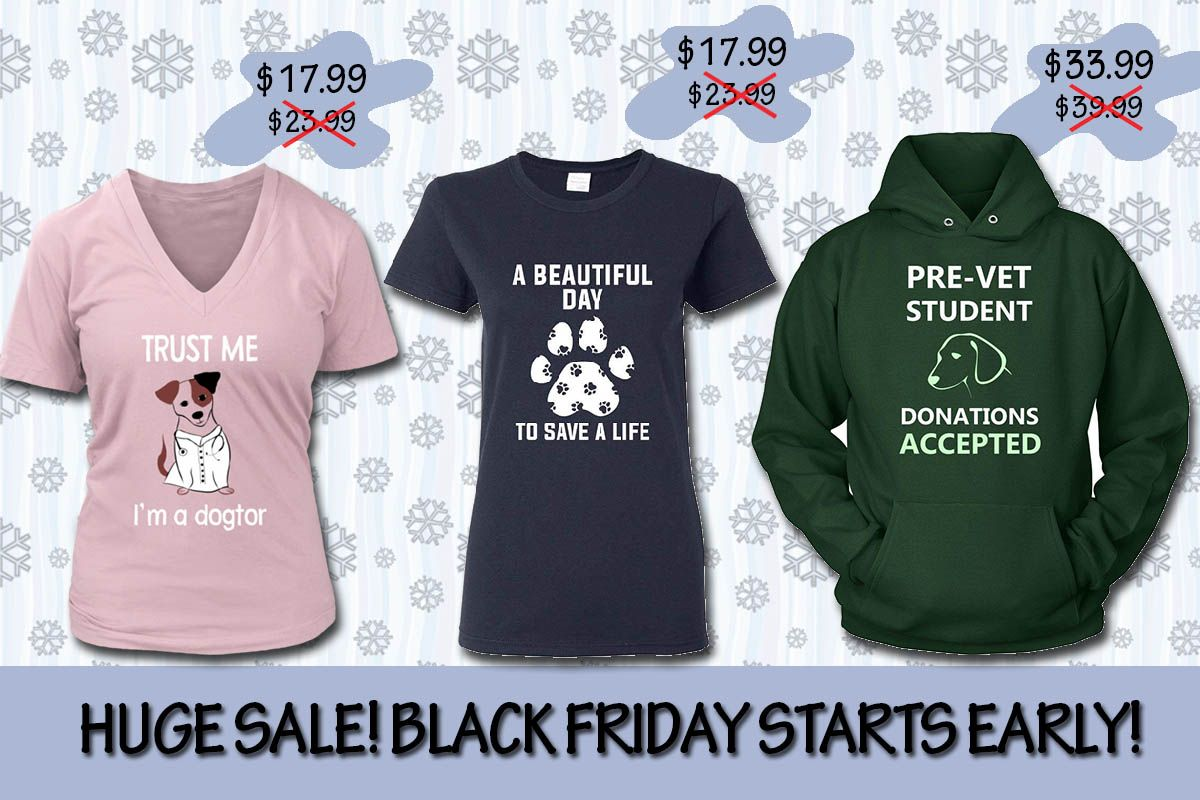 All apparel gifts for veterinarians employee