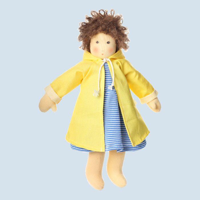Nanchen Puppe - Lena - Bio Baumwolle, öko