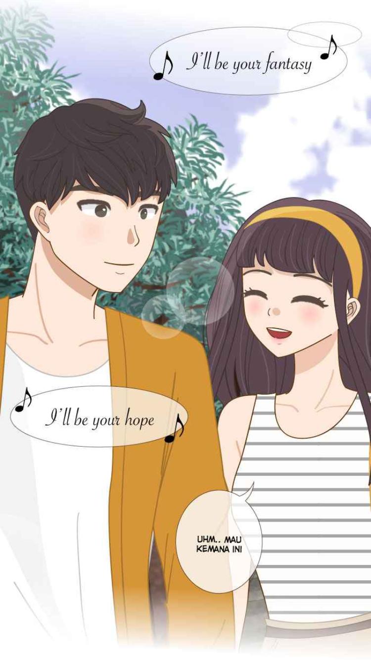 Gambar webtoon. oleh kunggg