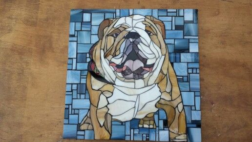 Pin On Lindie S Stained Glass Mosaics