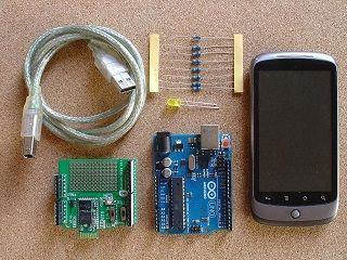 How To Switch An Arduino Output On And Off From Your Android